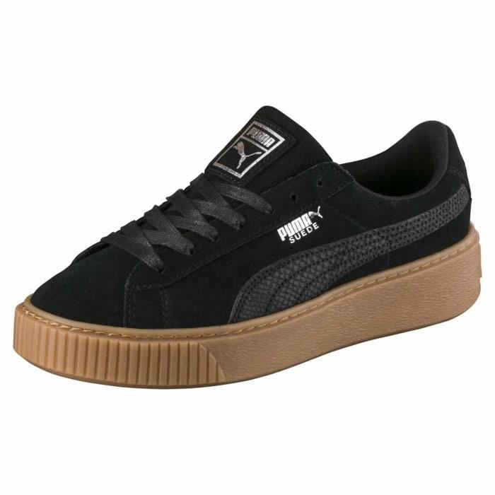Chaussures Platform Baskets Select Femme Animal Puma Iddlewo Suede IdwWIqnHP