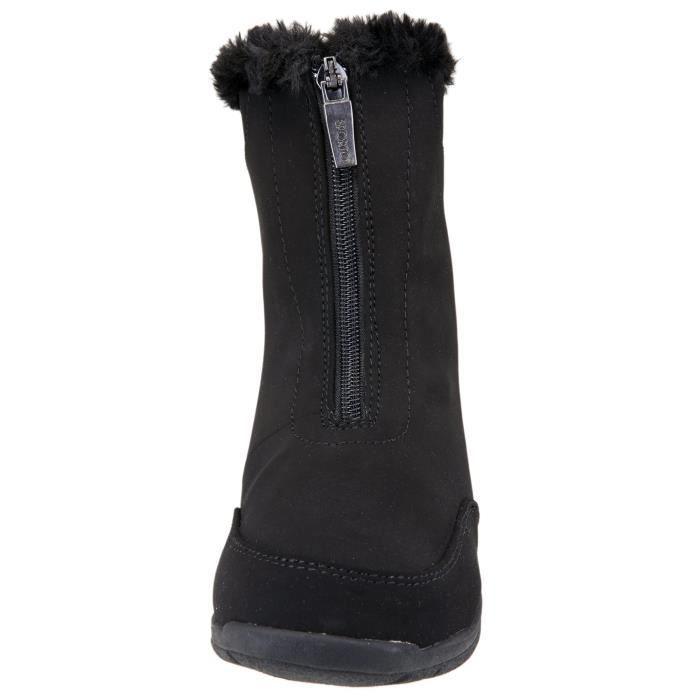 Emma imperméable hiver avant Zip botte de neige WSFSM Taille-42