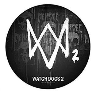 TAPIS DE SOURIS Watch Dogs  - Tapis de souris - Logo - en forme