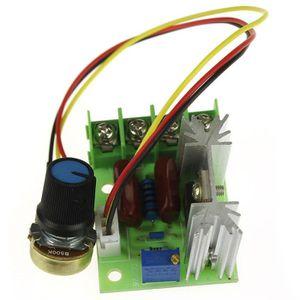 RÉGULATEUR DE TENSION AC 220V SCR électrique Régulateur de tension Vites