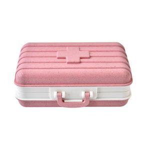 BOITE DE RANGEMENT Pill Medicine Box Holder Organisateur de stockage