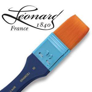 PINCEAU - SET Spalter Léonard fibre Similhair® corail - larg:20