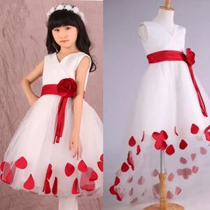 Robe mariage fille blanche