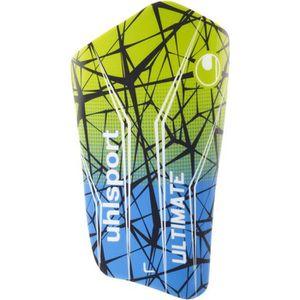PROTÈGE-TIBIA - PIED UHLSPORT Protège-tibias Ultimate Mixte Bleu Vert e