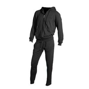 7ba2a4823d3 Jogging noir homme - Achat / Vente Jogging noir Homme pas cher ...