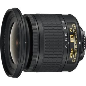 OBJECTIF NIKKOR Objectif zoom grand angle 10 mm 20 mm f-4.5