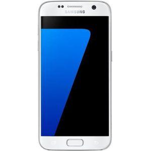 SMARTPHONE RECOND. Samsung Galaxy S7 32Go SM-G930U Reconditioné Blanc
