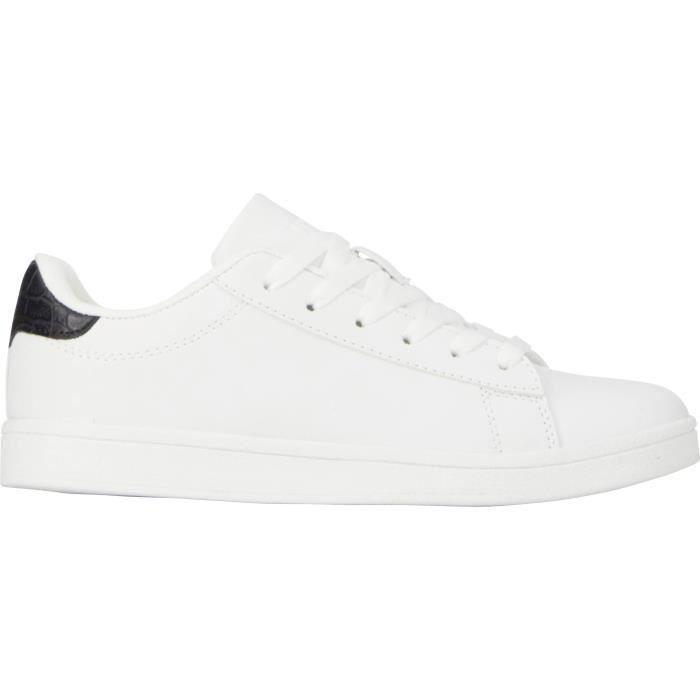 Chaussures en toile Anatole JR - Fille - Marine NqXEk