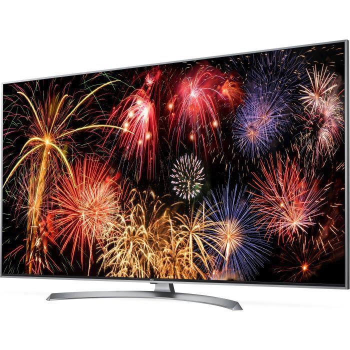 LG 55UJ750V TV LED 4K UHD 139 cm (55