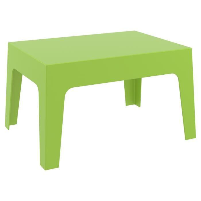 Table Basse Exterieur Pas Cher