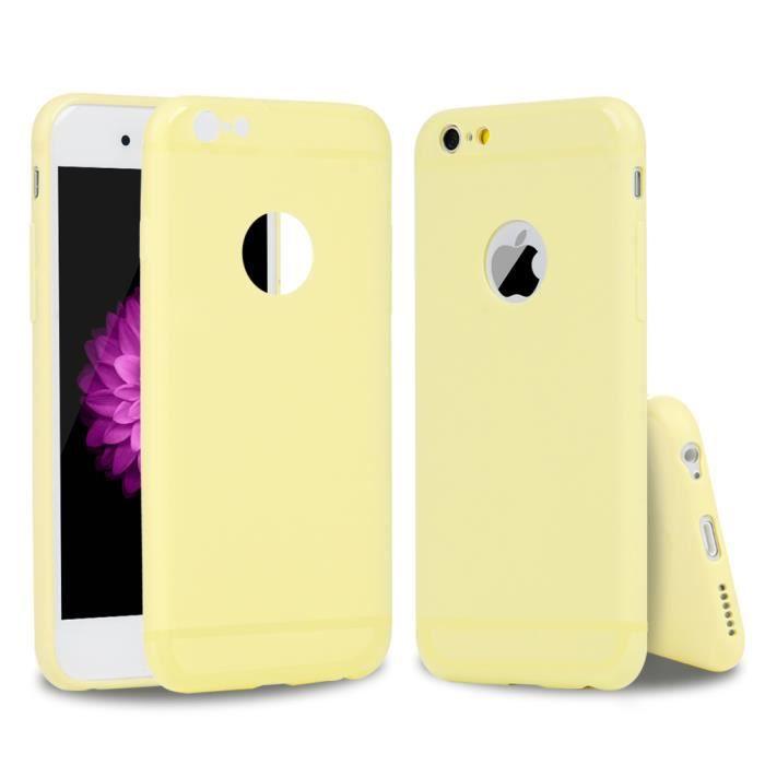coque iphone 6 silicone antichoc