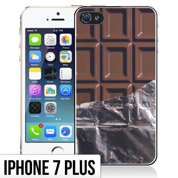 coque iphone 7 chocolat