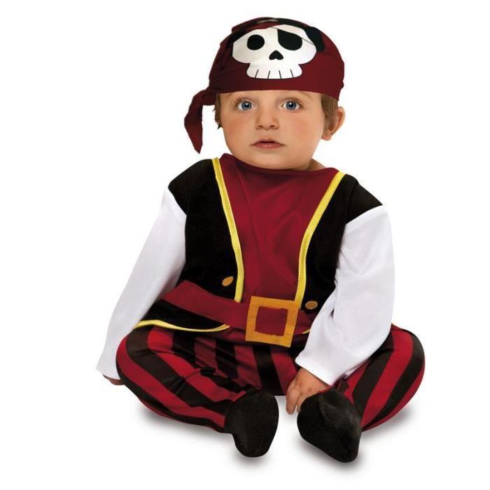 Mois Taille Déguisement Vente 7 Pirate 12 Garçon Bébé Achat 1xxfq7Y