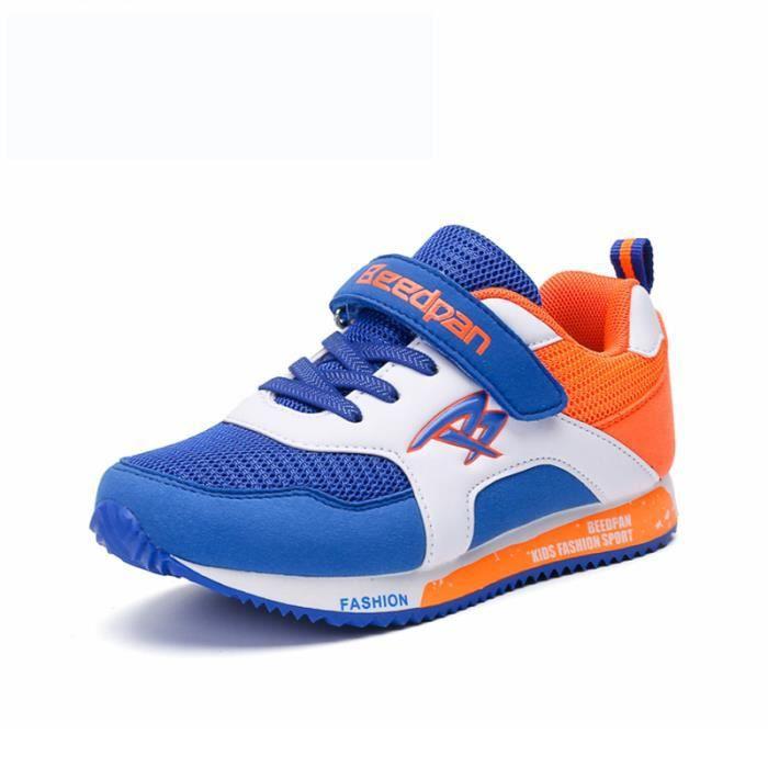 Enfants Chaussures baskets Garçon Jeunes filles Running Chaussures de sport ZgWLE