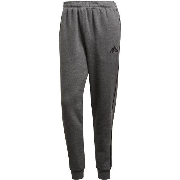 Grisnoir De Vente Adidas Survêtement Achat Core Pantalon 18 wzZTXTq