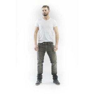 pantalon moto homme avec protection achat vente pas cher. Black Bedroom Furniture Sets. Home Design Ideas