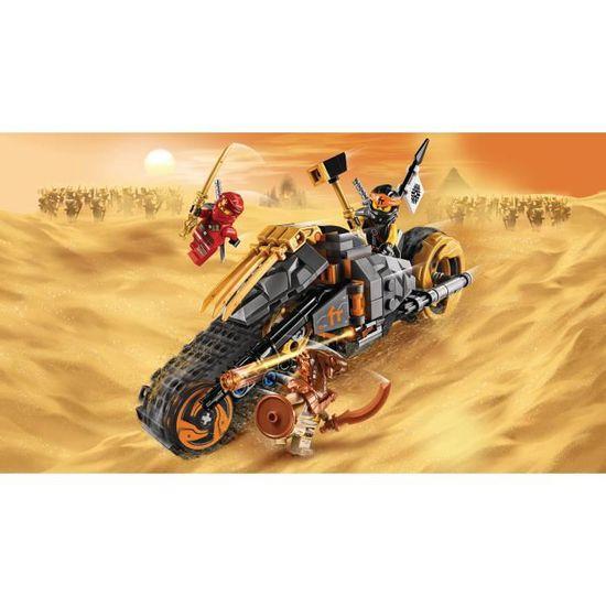 Moto Lego® Cole La Tout De 70672 Terrain Ninjago® wZPukTOXi