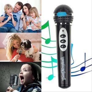 MICRO - KARAOKÉ les enfants filles garçons micro micro du karaoké