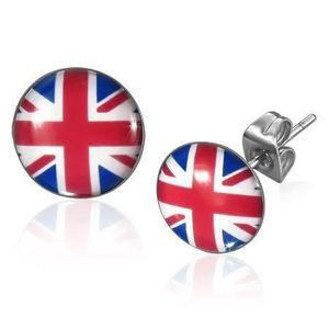 boucle d'oreilles anglais