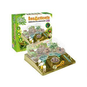 EXPÉRIENCE SCIENTIFIQUE 2D Insecticefa