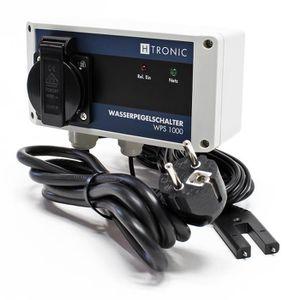 DÉTECTEUR D'INONDATION H-Tronic WPS 1000 Interrupteur niveau d'eau V2 Cap