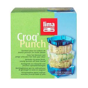 CUISINE COMPLÈTE Germoir Croq punch à 3 étages
