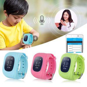 MONTRE La sécurité des enfants téléphone intelligent mont