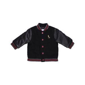Kiabi 1011176 Vêtement Garçon Qrrp1pe Mois Bébé Hiver Noir Blouson 6 wPkuTOilZX