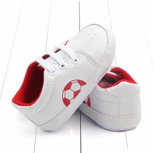 Lavieni ®Nouveau-né infantile bébé toile Sneaker anti-dérapant Football Soft Sole Toddler Chaussures SCH71209832 aGTEH