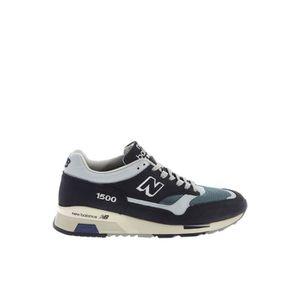 sports shoes 5308d eb4e6 BASKET NEW BALANCE HOMME M1500OGND12 BLEU SUÈDE BASKETS
