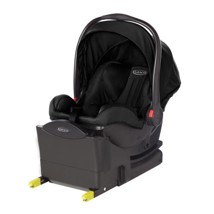 Le Siège auto Graco - Base réglable sur 7 positions - Mixte - Dès la naissance - Livré à l'unitéSIEGE AUTO