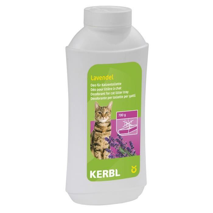Kerbl Concentré Déodorant Litière - Lavande 700 G