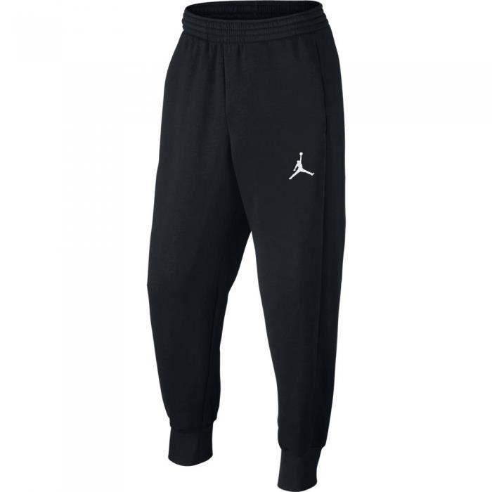 a123d51e263 Air Jordan - Pantalon de survêtement - Flight - Noir -823071-010 ...