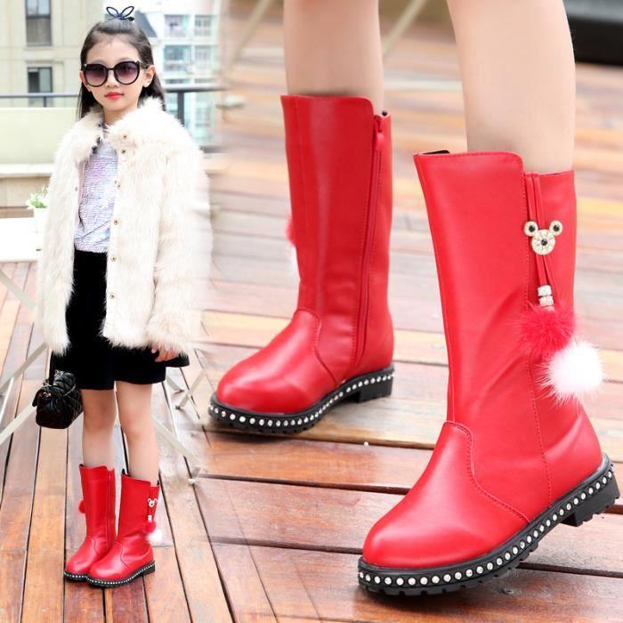 Bottes de Neige Chaussures Bébé et Enfant Fille 0nV3vYKodv