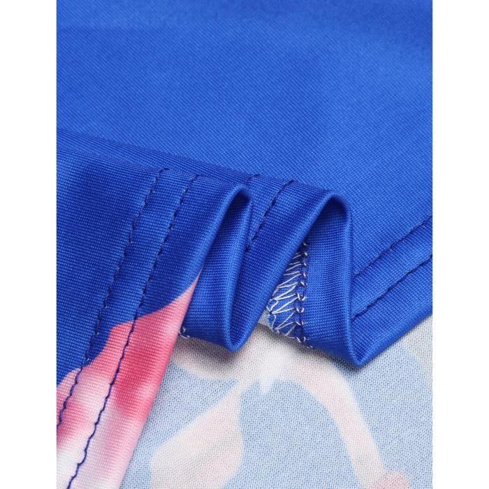 Robe en mousseline de soie Femme sans manches Nouvelle