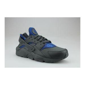 Bleu Huarache Nike Gris Baskets Air Rw1ngAqYX