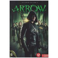 DVD SÉRIE Arrow - Saison 2 (DVD)