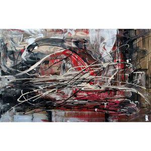 TABLEAU - TOILE tableau abstrait tableau peinture grands tableaux