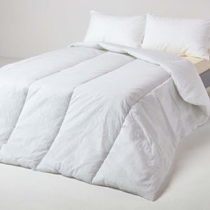 COUETTE Couette Chaude 200 x 200 cm Polyester 13.5 Tog