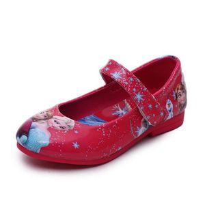 BASKET Chaussures Filles de Princesse La Reine des neiges