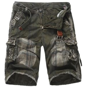 3f8795b8b7613 BERMUDA Camouflage Bermuda Cargo Short Homme Militaire ave