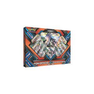CARTE A COLLECTIONNER Coffret Tokorico Gx Chromatique Carte Pokemon Fran
