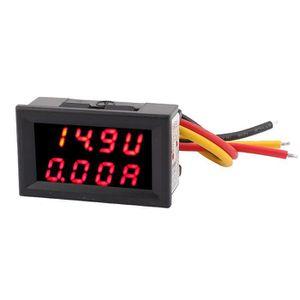 MULTIMÈTRE DC0-30V 0-5 A LED rouge panneau d'affichage numéri