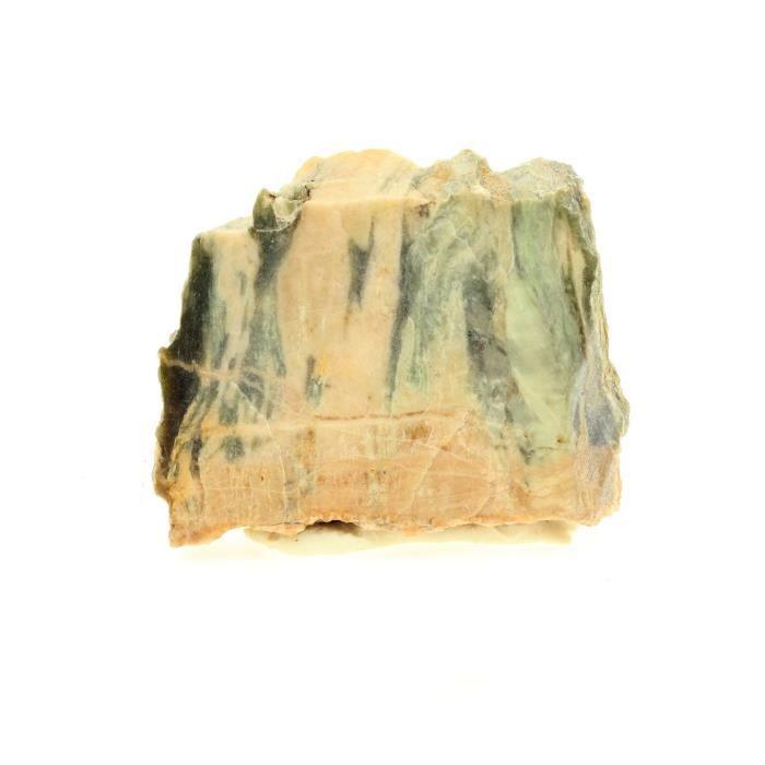 Pierre-Rodingite à hydrogrossulaire, Jadéite, Diopside, Chlorite 303.2 ct. Canari, Corse, France. Rare