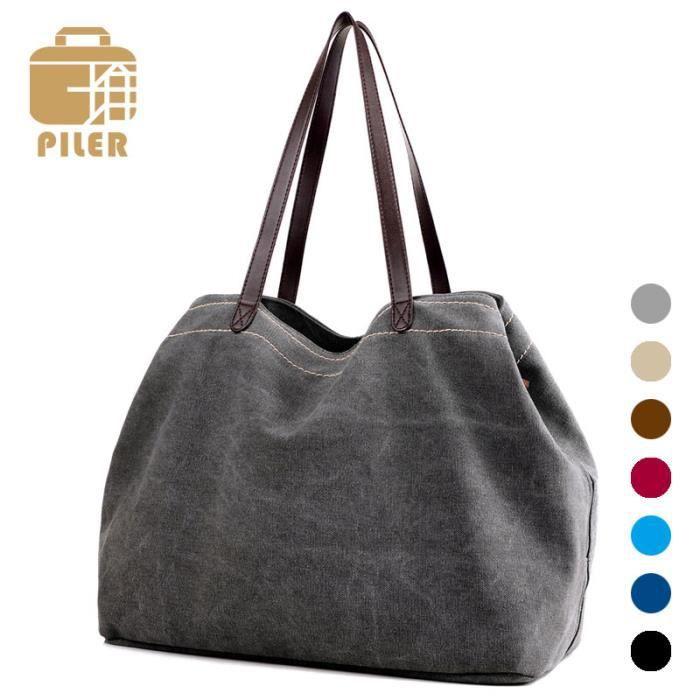 sac à main Femmes Sacs Designer de luxe de grande capacité Casual Vintage Hobo Daypacks femmes-1471