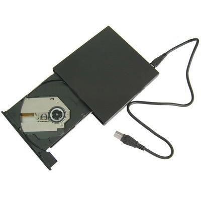 LECTEUR - GRAVEUR EXT. Lecteur DVD8X / VCD24X externe USB