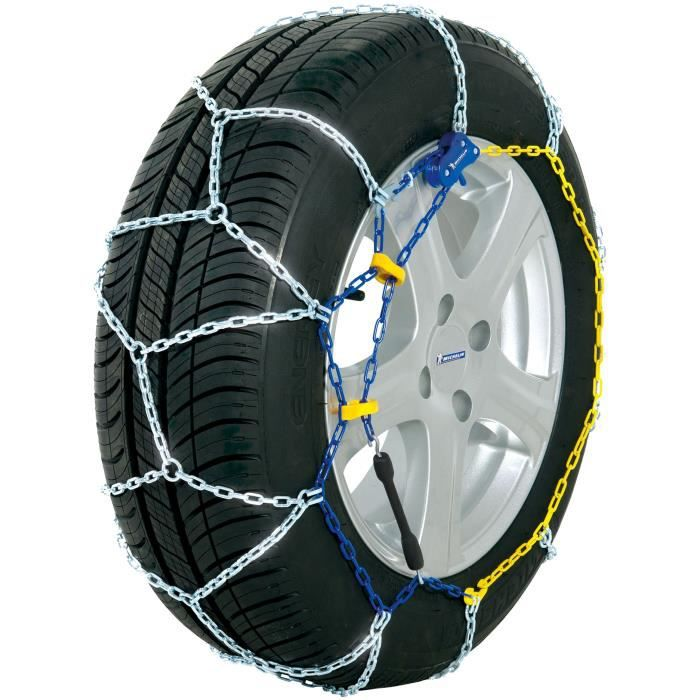 CHAINE NEIGE MICHELIN Chaines à neige Extrem Grip® G74