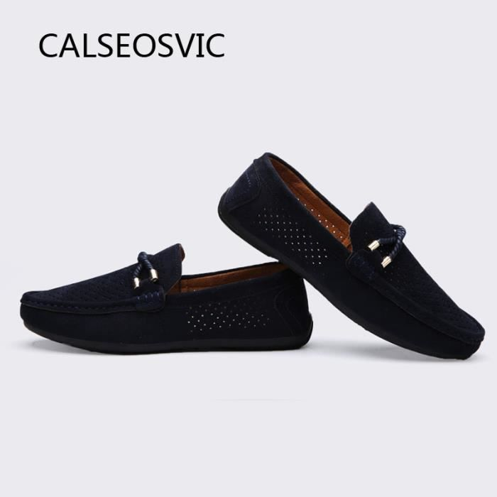 Mocassins (Loafers) homme Chaussures respirant léger