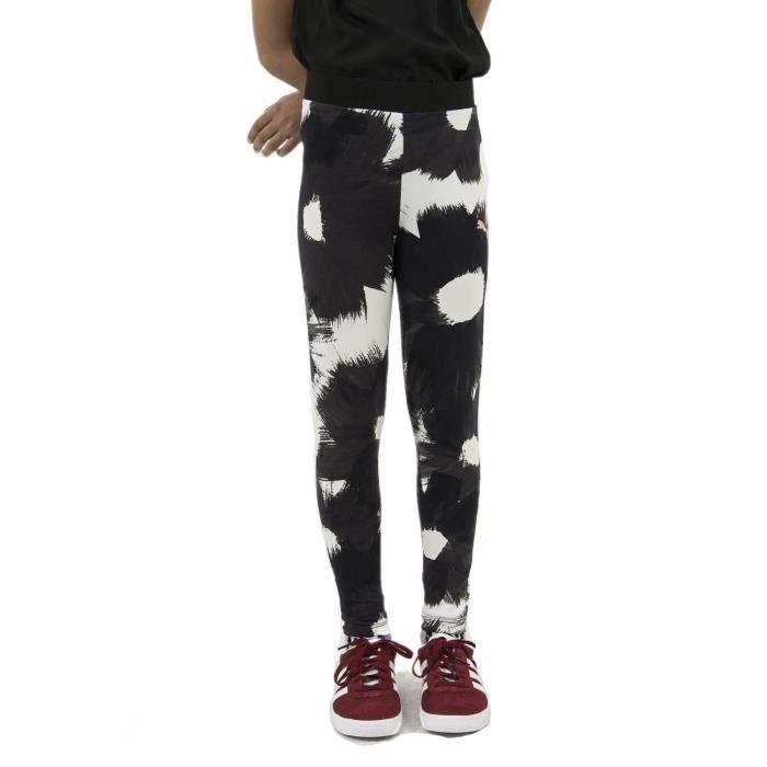 pantalons toile puma 850639 noir