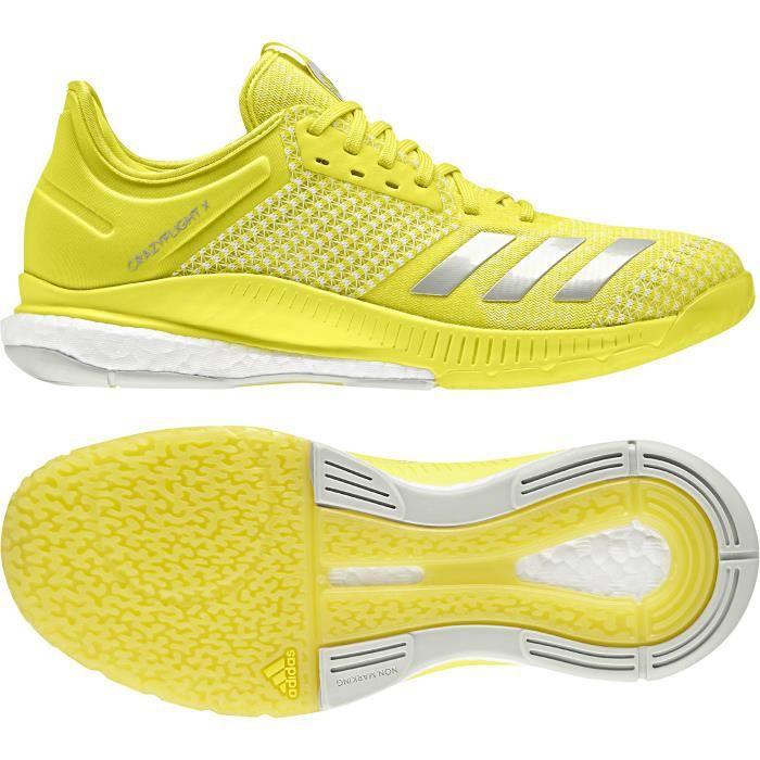 finest selection f215b 35196 Chaussures de volleyball femme adidas crazyflight X 2